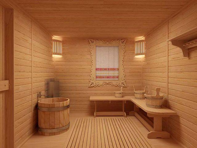 Немного о главном или Русская баня